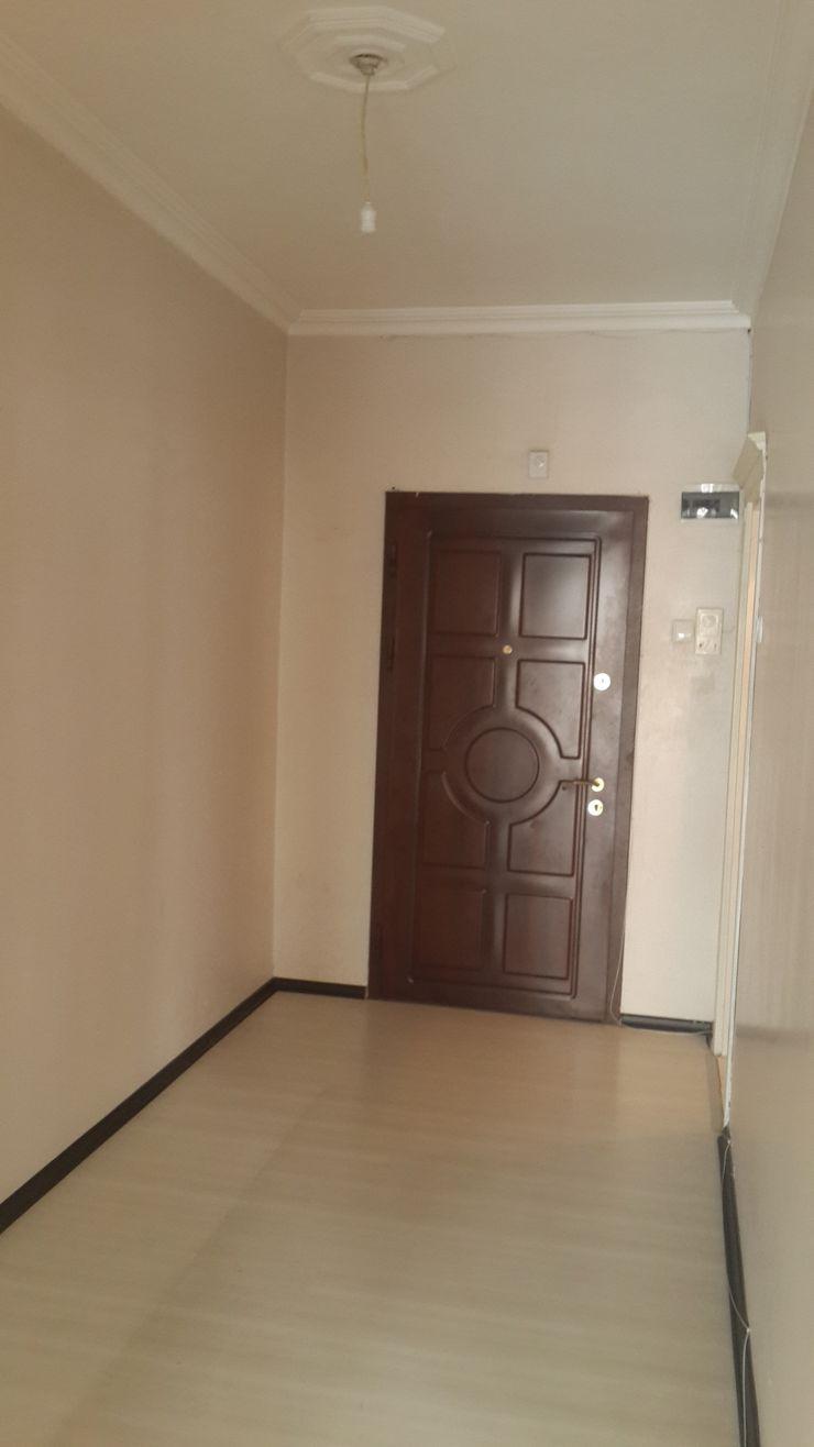 Koridor (Öncesi) Kalya İç Mimarlık \ Kalya Interıor Desıgn