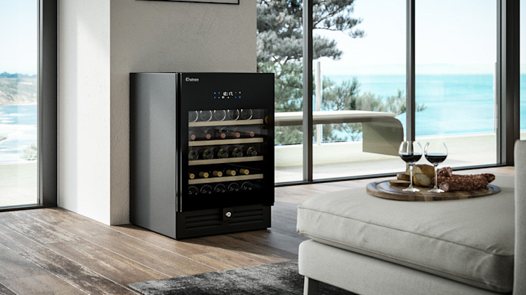 Cantinetta Vino 51 Bottiglie - Linea Luxury Datron   Cantinette vino Cantina moderna