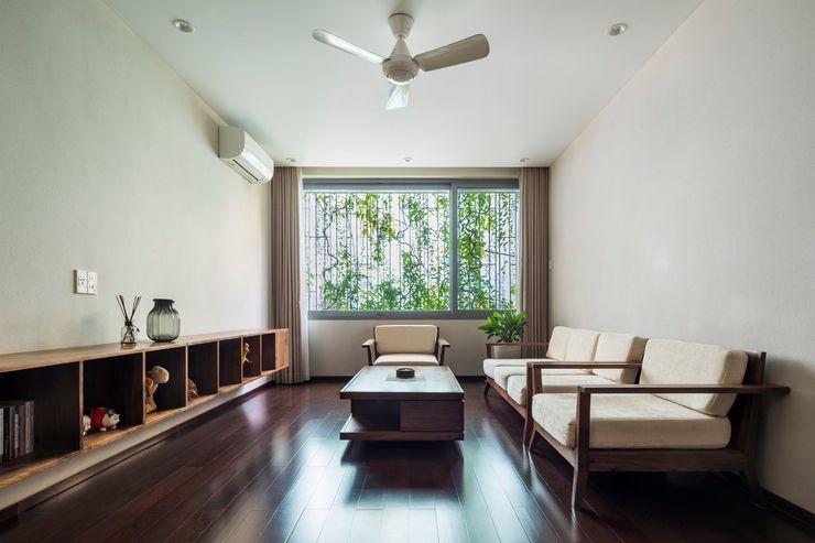 Arquitectos IA Modern living room