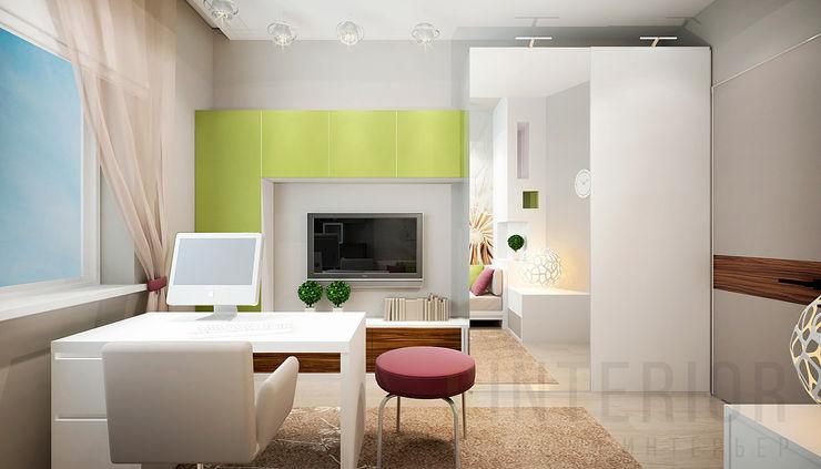 Дизайн студия 'Хороший интерьер' Modern Çocuk Odası