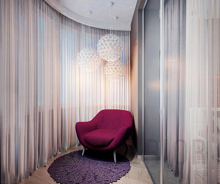 Дизайн студия 'Хороший интерьер' Balkon