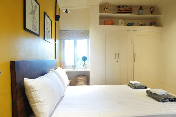 flamingo architects Dormitorios pequeños