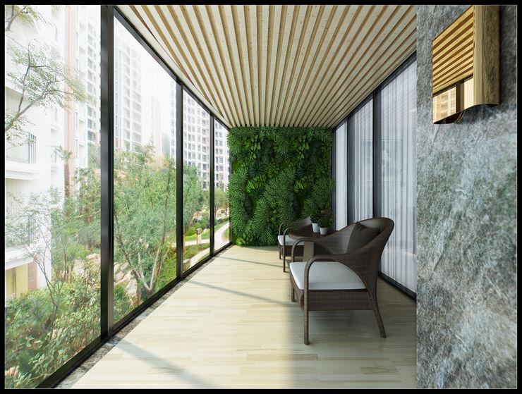 立騰空間設計 Balcony