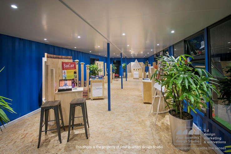 Container Rental and Sales (Pty) Ltd Exhibition centres