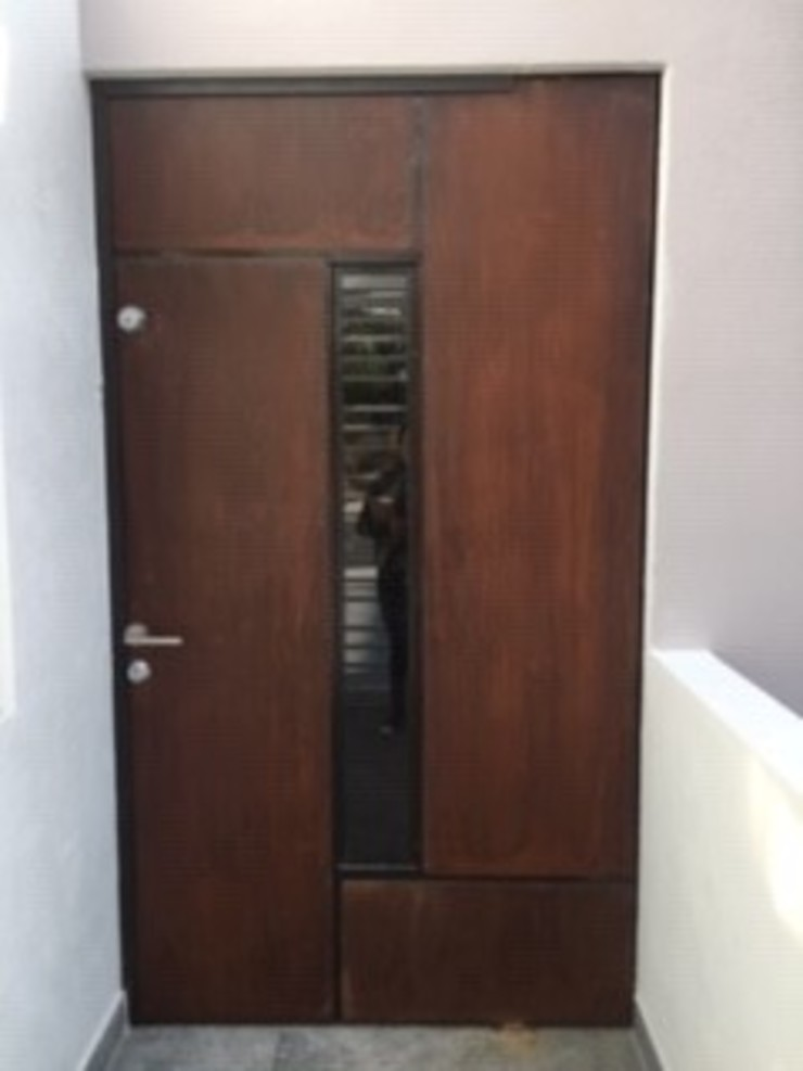 Quick BEE Front doors Iron/Steel
