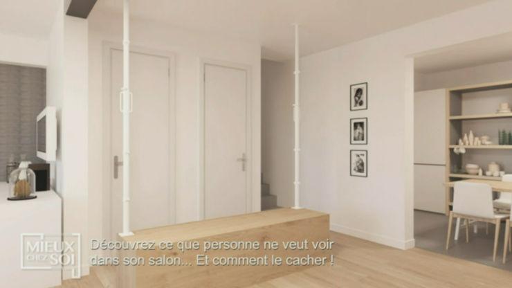Frédéric TABARY Casas modernas
