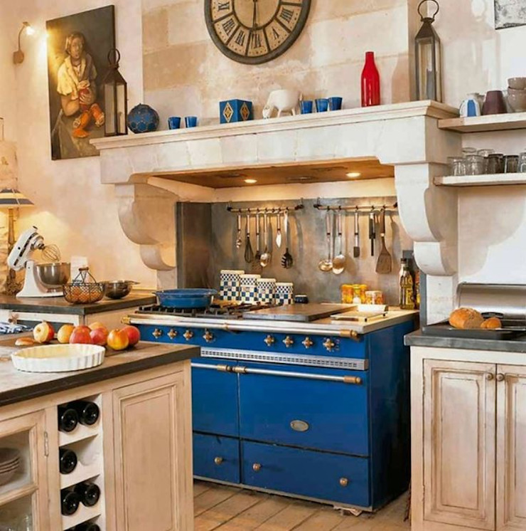 Frédéric TABARY Built-in kitchens