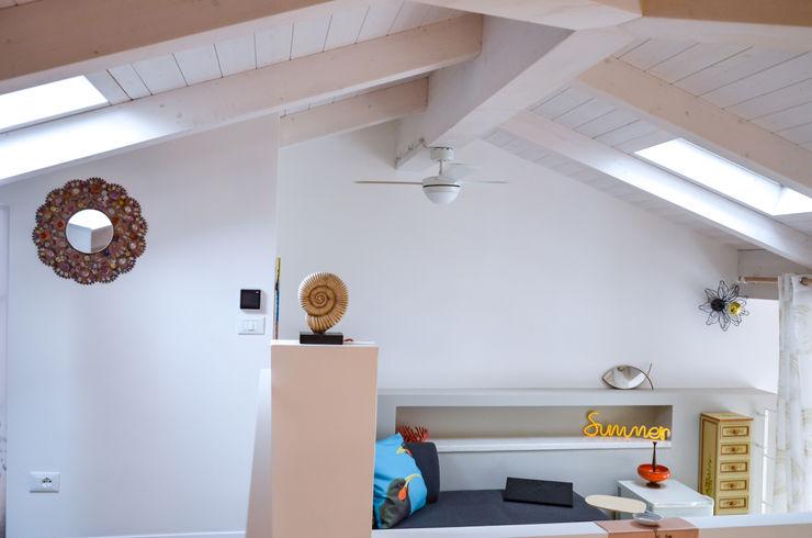 Tra mare e vecchio incasao – 90mq Studio ARCH+D Camera da letto piccola