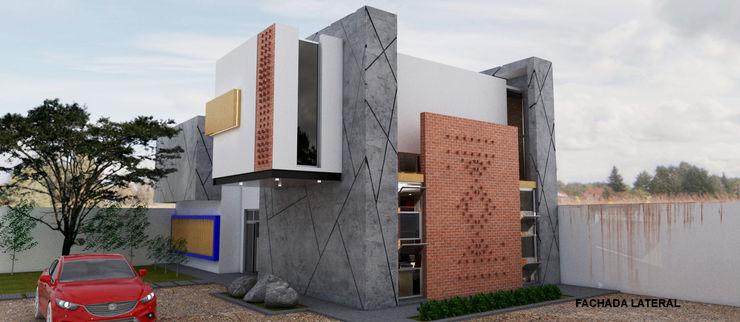 J+J Arquitectos. Modern study/office