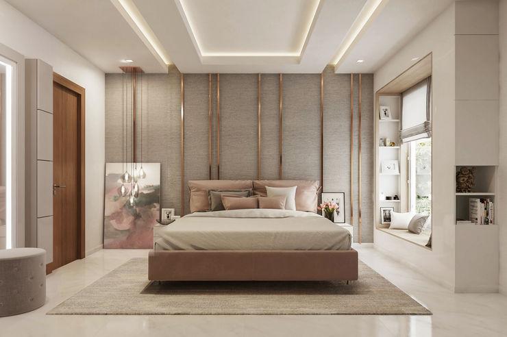 De Panache Dormitorios de estilo clásico