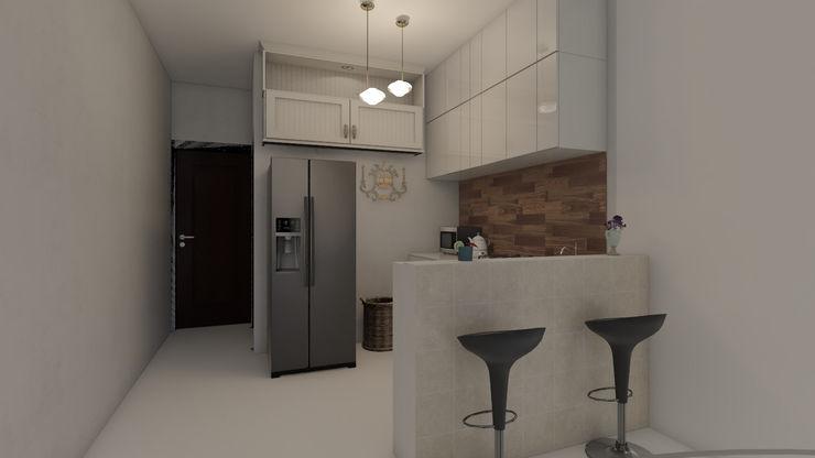 Diseño y decoración de interiores Pereira Arkiline Arquitectura Optativa Cocinas integrales