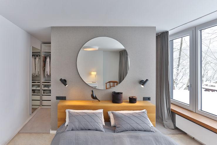 Schlafzimmer stanke interiordesign Moderne Schlafzimmer