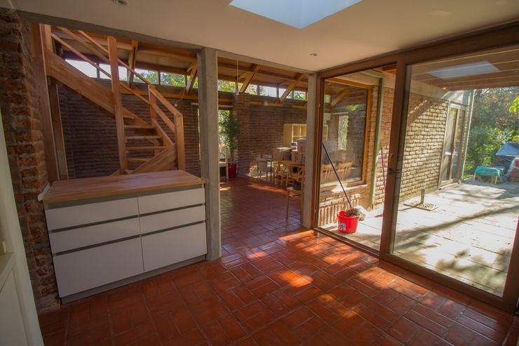 Vista cocina living comedor arquitectura oficio spa Cocinas equipadas