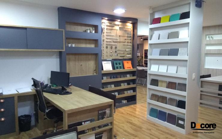 DECORE AMBIENTES Офисные помещения и магазины Дерево
