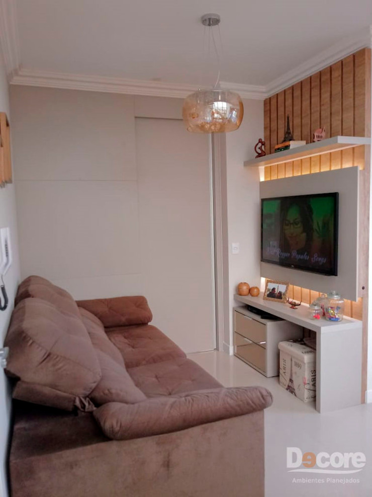 DECORE AMBIENTES Modern living room