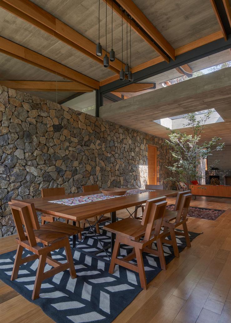 Saavedra Arquitectos 餐廳 石器