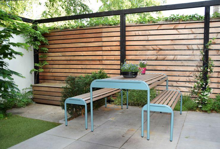 Stadstuin Dutch Quality Gardens, Mocking Hoveniers Moderne tuinen