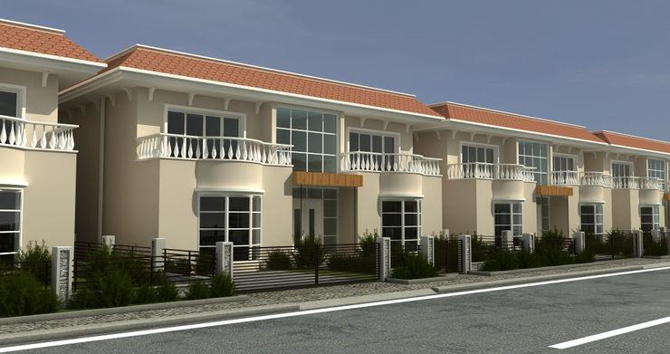ev tipi ms mimarlık Kırsal Evler