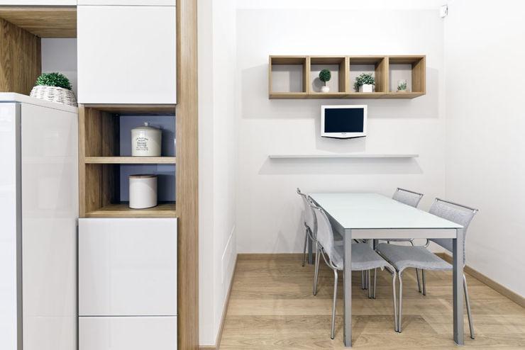 GruppoTre Architetti Built-in kitchens