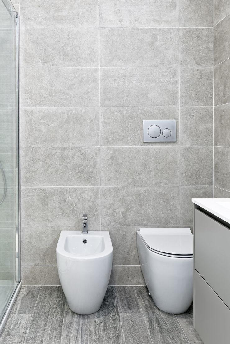 GruppoTre Architetti Modern bathroom