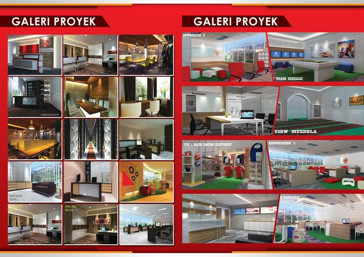 PT.KREASI ARTISTIKA GLOBALINDO Study/office Plywood Multicolored