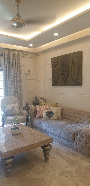 Tanish Dzignz Classic style living room