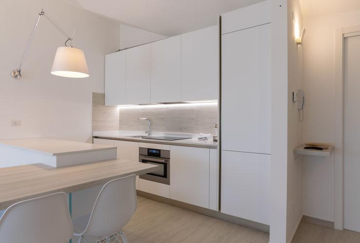 Micro Interior Design Modern Kitchen