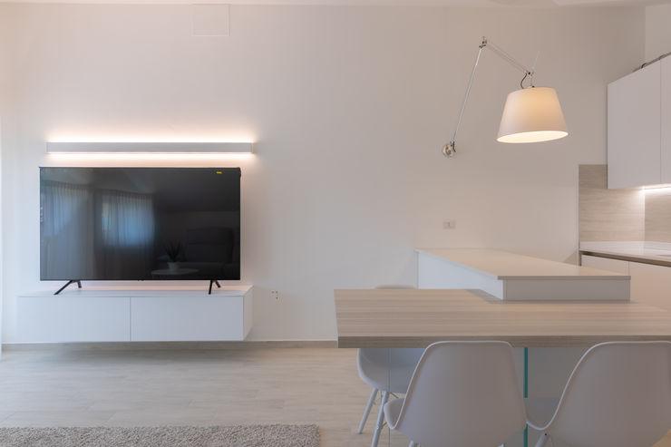 Micro Interior Design Modern Dining Room