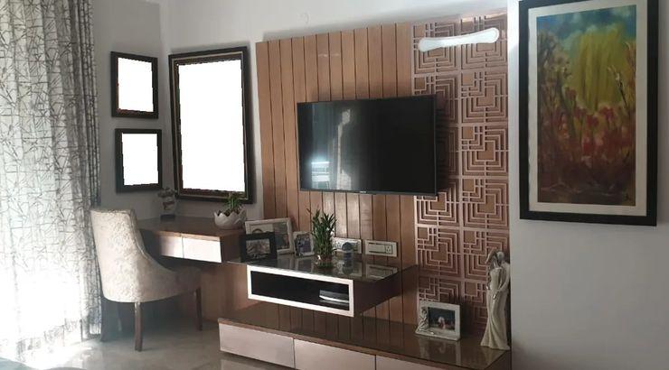 Tanish Dzignz Classic style bedroom