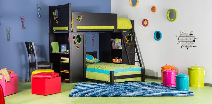 Litera ovalos Muebles Dico Recámaras para adolescentes