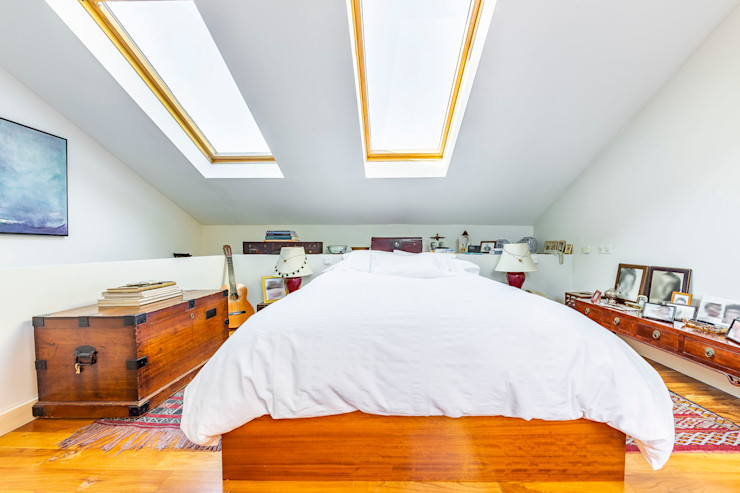 Dormitorio Bernabéu - Hispanoamérica Bernadó Luxury Houses Dormitorios de estilo clásico