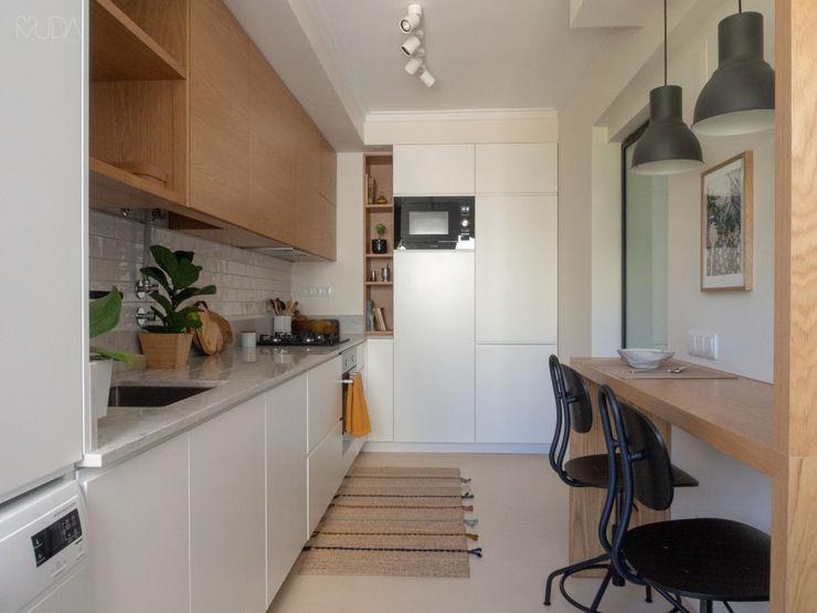Cozinha   Depois MUDA Home Design Cozinhas escandinavas