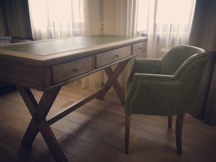 TOPOS Study/officeDesks Wood Green