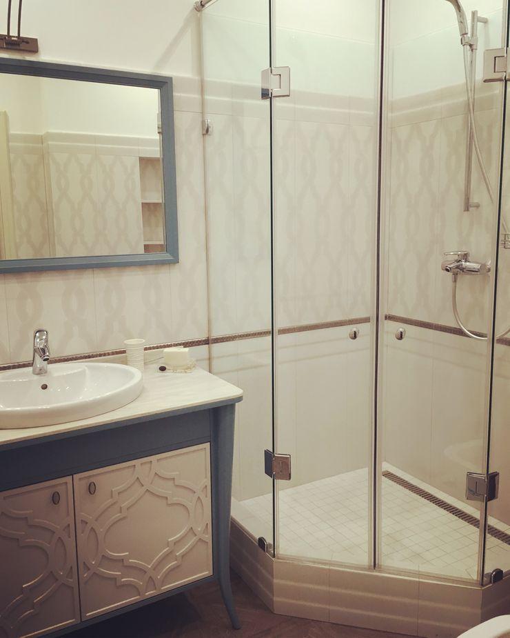 TOPOS BathroomSeating Wood Turquoise