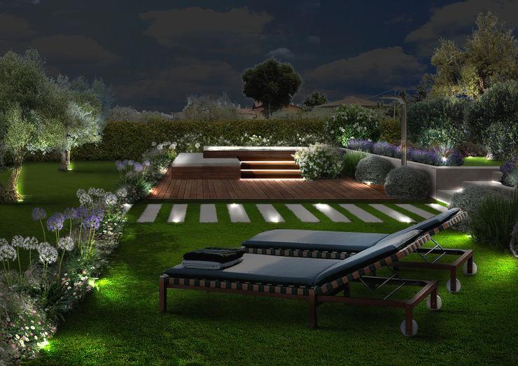 Verde Progetto - Adriana Pedrotti Garden Designer Garden Pond