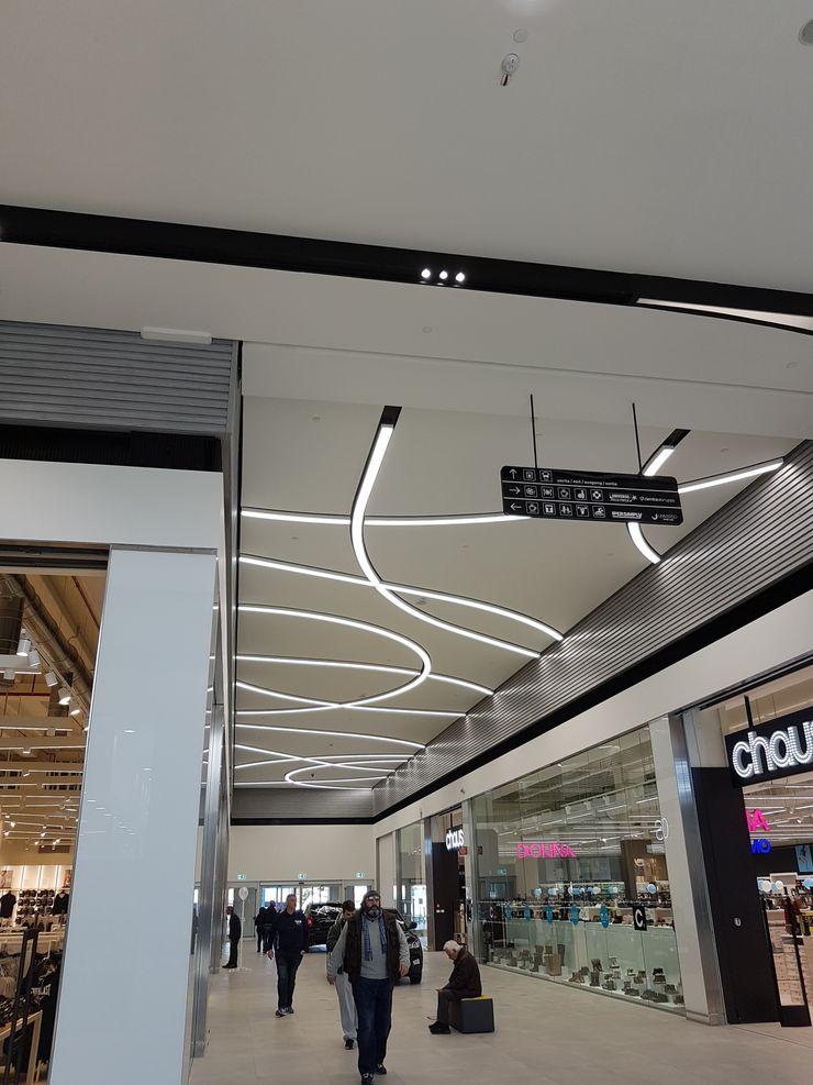 METALMEK ILLUMINAZIONE SRL Shopping Centres