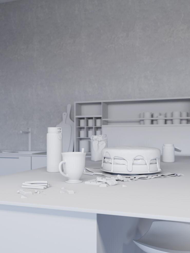 Aleksandra Kostyuchkova Classic style kitchen