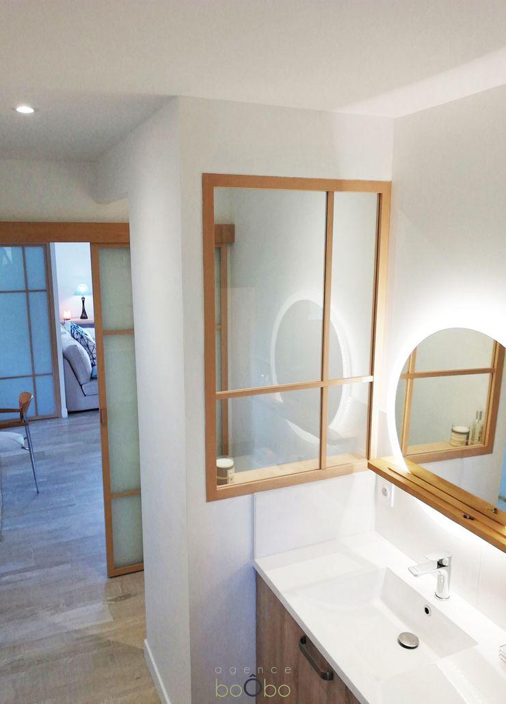 Salles de bain Agence boÔbo Salle de bain scandinave