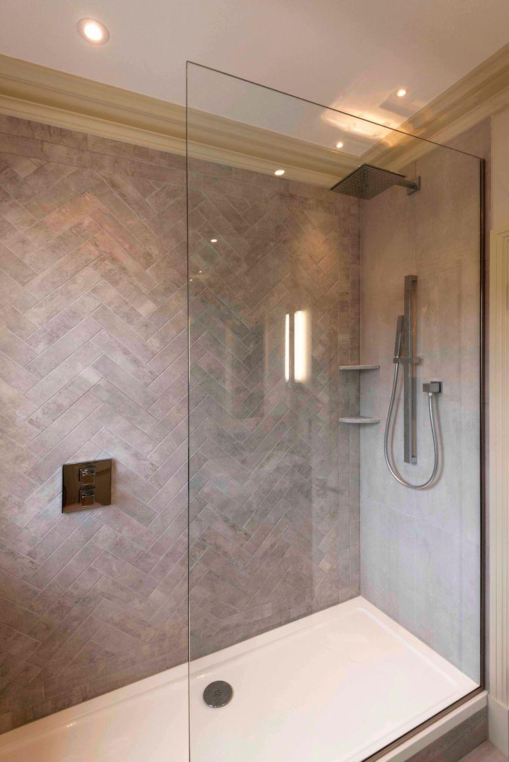 Bathroom no. 2 Prestige Architects By Marco Braghiroli Ванна кімната