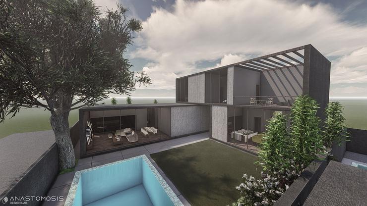 Anastomosis Design Lab Jardin minimaliste