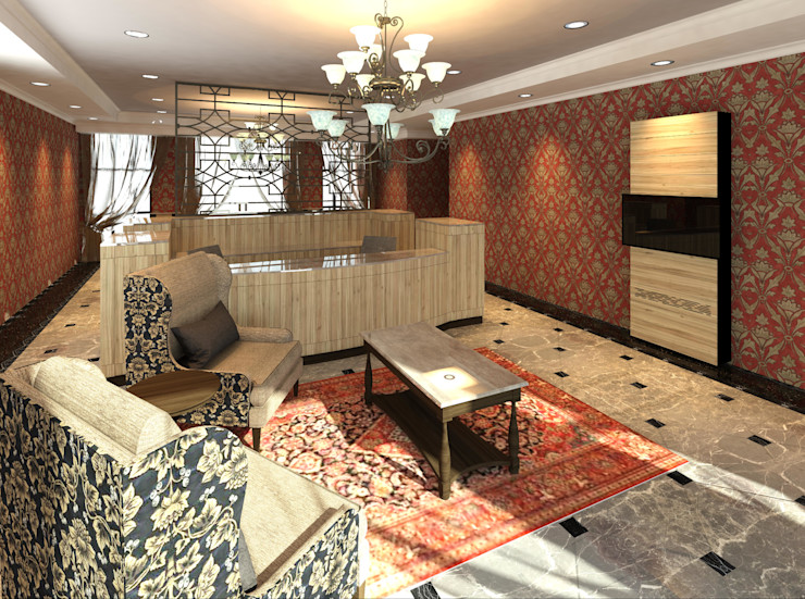 Rayshon PTY LTD Office spaces & stores