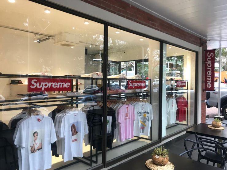 Mağaza Cephesi Kalya İç Mimarlık \ Kalya Interıor Desıgn Dükkânlar Cam Şeffaf