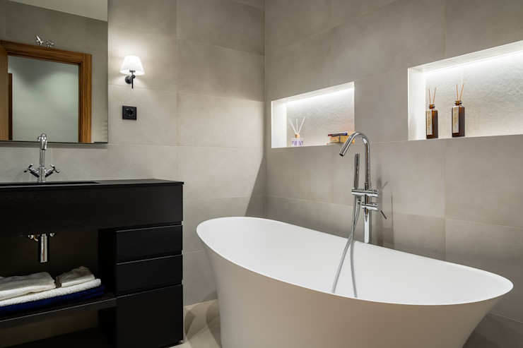 DIADE Gestión de obras y Proyectos Modern bathroom