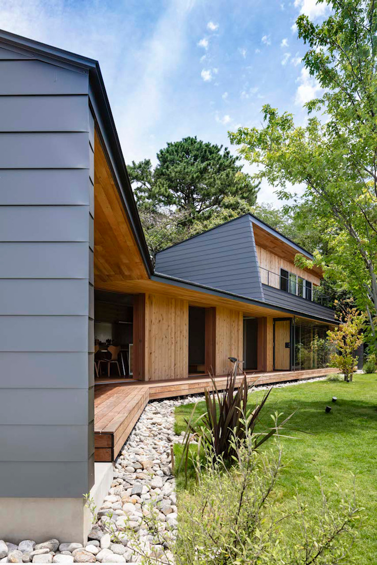hm+architects 一級建築士事務所 Wooden houses