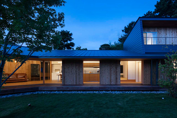 hm+architects 一級建築士事務所 Modern Houses