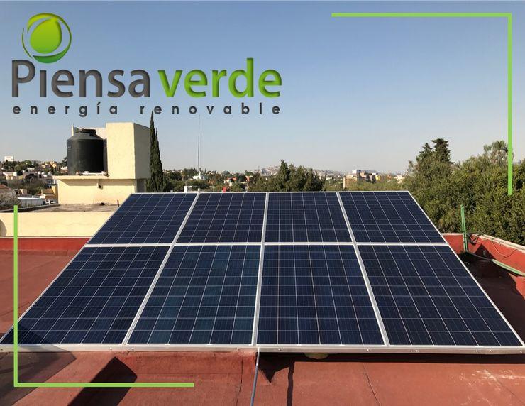 Piensa Verde México, Querétaro, Cancún Roof terrace