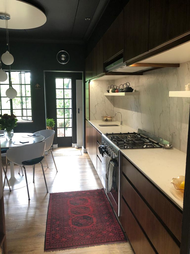 Nuclei Lifestyle Design Classic style kitchen