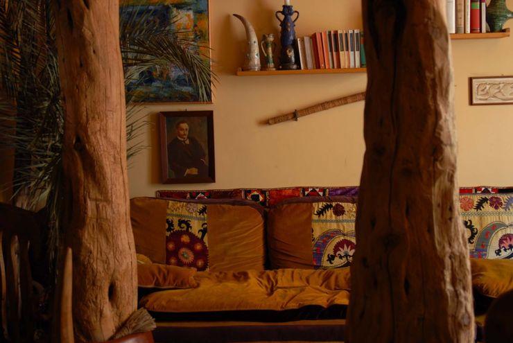 Living Room ARTE DELL'ABITARE SalonesAccesorios y decoración Naranja