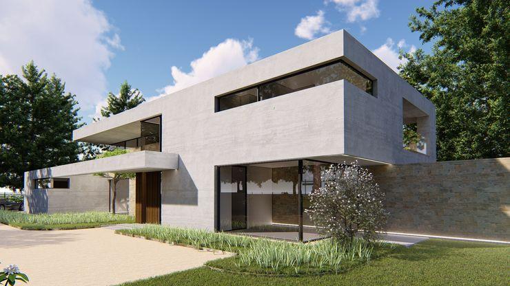 Margry Arts architecten watkostbouwen.nl Villa