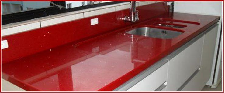 cqp cursos e consultoria KitchenBench tops Marble Multicolored